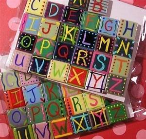 pinterest o the worlds catalog of ideas With ceramic letter tiles