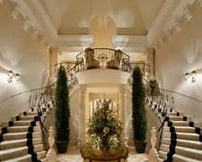 Beautiful Staircase Interior Classical Interior Details Groin Vault Ceiling Hand Carved Balusters