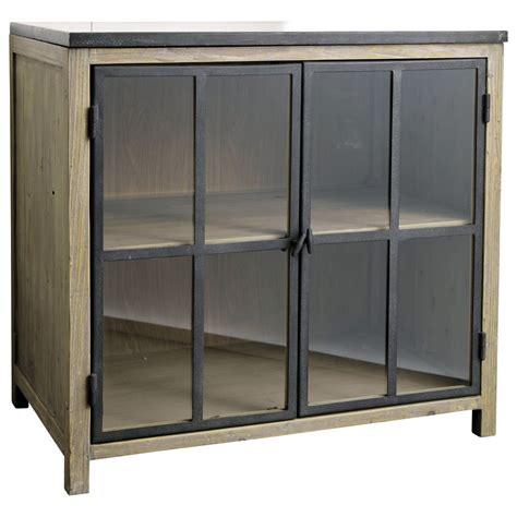 deco chambre bleue meuble bas vitré de cuisine en bois et l 90 cm