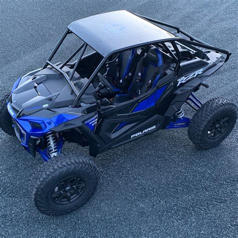 RZR Turbo Gen 4 Cage with Bumper Turbo & Turbo S models ...