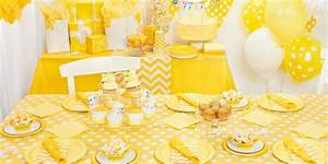 School Bus Yellow Party Supplies - Kids Party Supplies