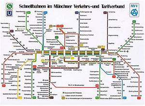 Sbahn München Plan : munich u s bahn map postcard 1988 kotarana flickr ~ Watch28wear.com Haus und Dekorationen