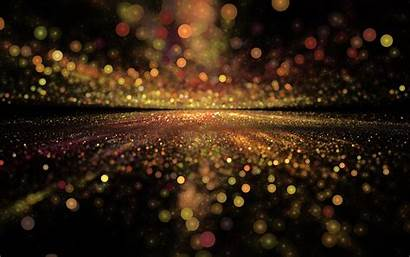 Gold Sparkle Glitter Backgrounds Wallpapers