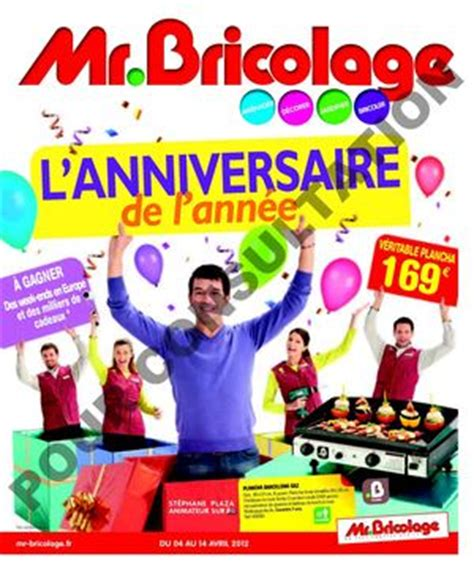 mr bricolage pontarlier catalogue calam 233 o catalogue promotion anniversaire mr bricolage algajola 2012