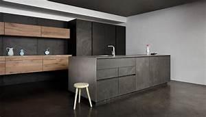 Küche Aus Beton : eiche kche spektakulre ideen kche eiche modern und moderne beton aus holzfurnier vintage with ~ Sanjose-hotels-ca.com Haus und Dekorationen