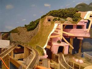 How To Make Terrain For Model Train Layout