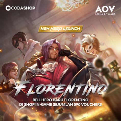 florentino  dirilis seharga  voucher  aov