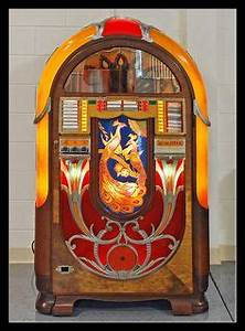 Wurlitzer Music Jukebox Ad Neon Light Up Wall Clock