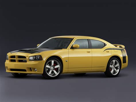2007 dodge charger srt8 bee pictures history value