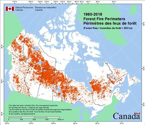 canadian wildland fire information system canadian