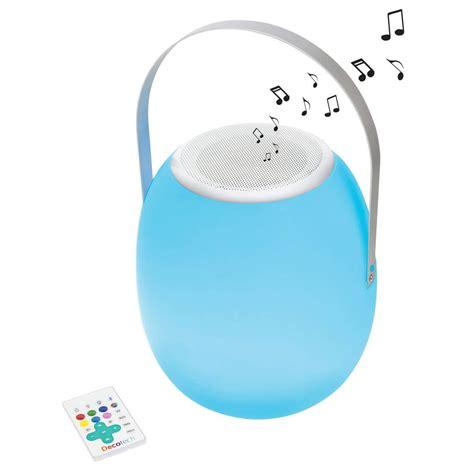 speaker that changes color mood ls bluetooth 174 light speaker with handle color