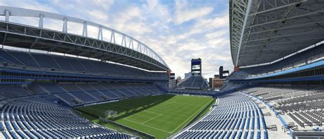 centurylink field featured  ea sports fifa  seattle