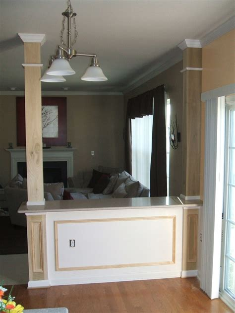 wrapping interior columns finish carpentry contractor talk