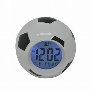 Soccer Alarm Clock For Boys,Cool Design Clock - Buy Soccer ...