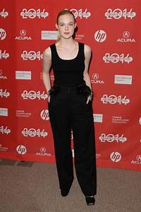 Elle Fanning: 2014 Sundance Young Ones Premiere -14 - GotCeleb