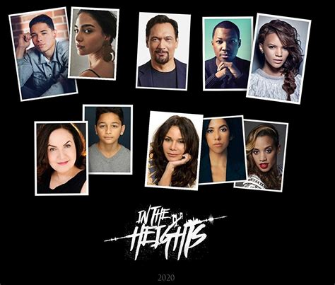 A summertime big screen home run! First IN THE HEIGHTS Trailer Is A Musical Celebration Of ...