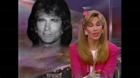 july  coverage  michael landon death youtube
