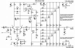 Amplifier  High Power  Irfp460  Mosfet  Power Amplifier