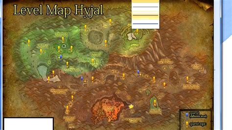 Wow Warchiefs Command Mount Hyjal Guide