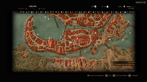 witcher saddlebags location wild map hunt horse inventory increase space guide plus north witcher3 gosunoob gate glory