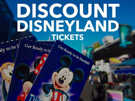 disney coupon tickets