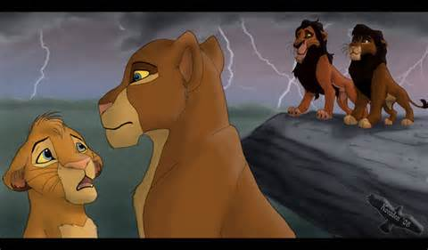 Lion From Lion King