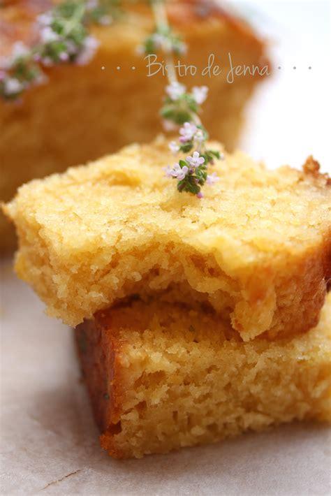 fleur de thym cuisine cake au citron et fleur de thym pour 6 personnes