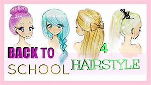 how fall hairstyles drawing to draw hair part u manga university campus store and color