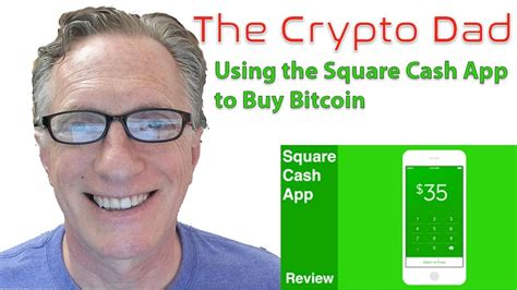 Pay with cash app to have bitcoin in your paxful wallet in less than an hour. Using the Square Cash App to buy Bitcoin - TokenTuber