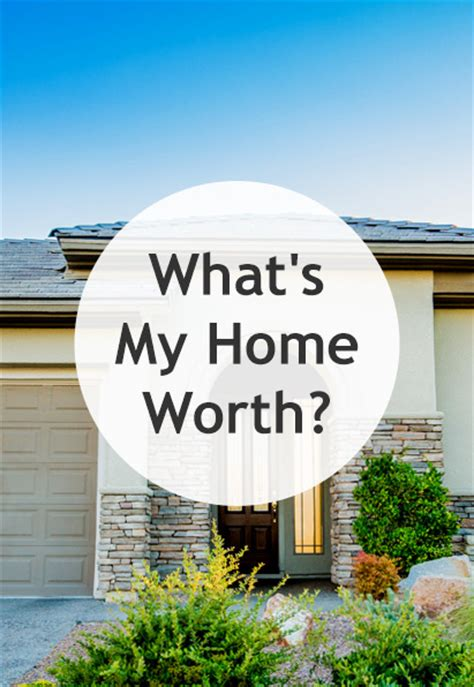 how much is my phone worth what is my home worth king realty