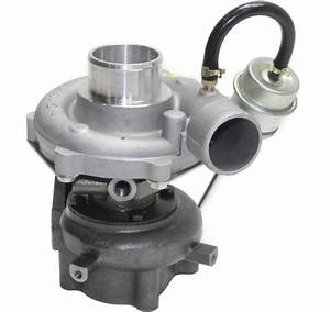 Turbocharger New Gmc W4500 Forward Isuzu Npr Npr