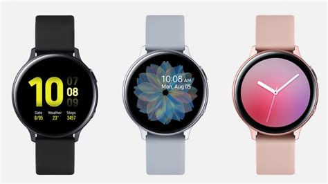 While samsung has not shared any information on. Samsung Galaxy Watch 4 full rumour round-up: Wear OS and ...