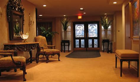 Funeral Home Interiors by Schmaedeke Funeral Home Worth Il