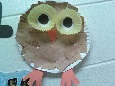 199 best images about thema uilen kleuters owl theme 674 | 8f56ae452c594253116c720134839f1d owl crafts preschool kids crafts