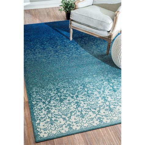 nuLOOM Crandall Turquoise Area Rug & Reviews Wayfair