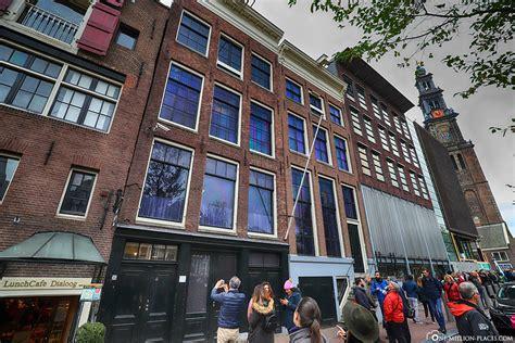 Annefrankhaus (niederlande)  Foto Annefrankhaus