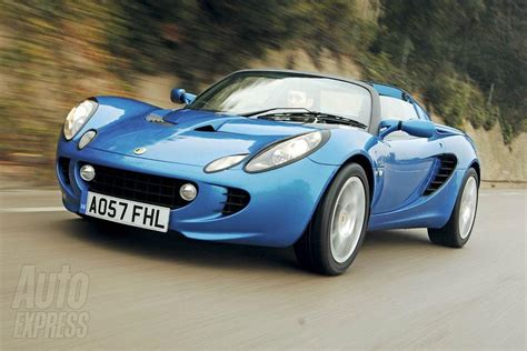 Lotus Elise Convertible Review Auto Express