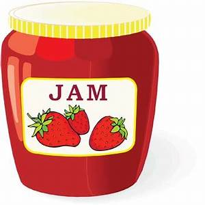 Jam and jelly 3 clip arts, clip art - ClipartLogo com