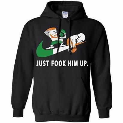 Mcgregor Conor Mayweather Floyd Funny Vs Nike