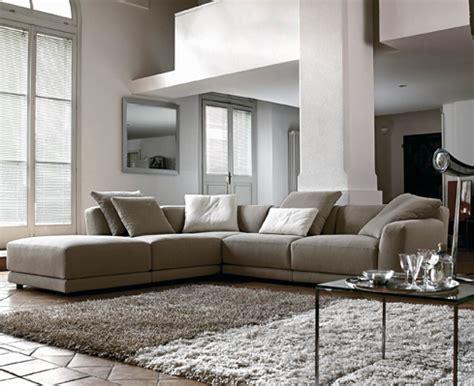 canapé d angle poltronesofa anthemis poltronesofà divani componibili livingcorriere