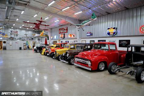 central california dream garage  speedhunters