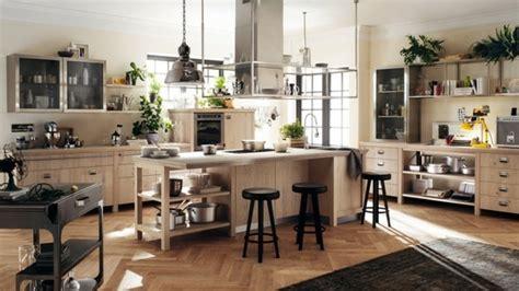 deco meuble cuisine cuisine industrielle l 39 élégance brute en 82 photos