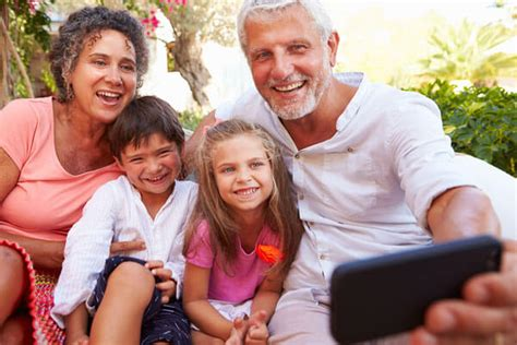 grand parenting affects retirement planning