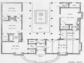Top Photos Ideas For U Shaped Floor Plans With Courtyard by U Shaped One Story House U Shaped House Plan With