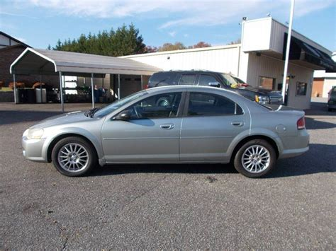 2005 Chrysler Sebring Gas Mileage by 2005 Chrysler Sebring 4dr Sedan In Newton Nc Trl Motors