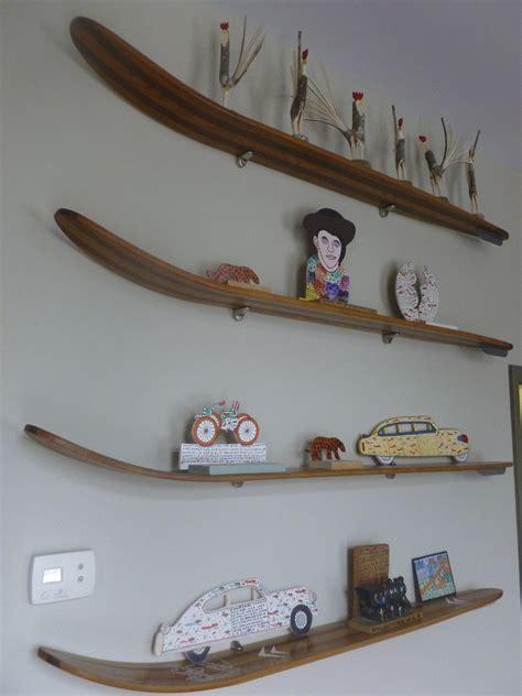 Howard Finster And Minnie Adkins Folk Art Displayed On