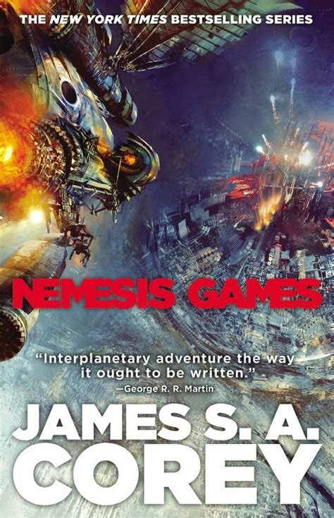 nemesis games  james sa corey  expanse  sffworld