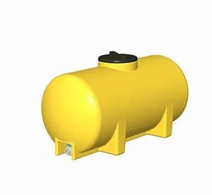 Tonne A Eau Plastique : cuve rotomoulee 300 litres ~ Dailycaller-alerts.com Idées de Décoration
