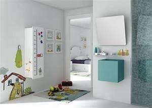 Salle de bain enfant 25 suggestions de deco originale for Salle de bain design avec décoration d anniversaire garcon