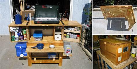 build   camp kitchen chuck box home design